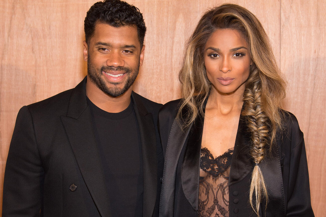 Who is ciara married too